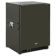 "24"" General Purpose Olive Green Combination Refrigerator/Freezer"