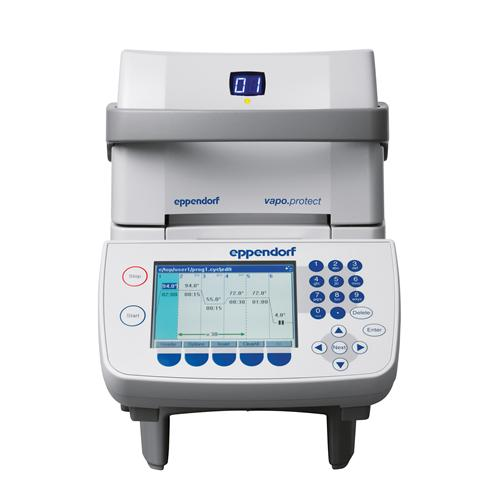 eppendorf mastercycler pro s manual