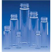 E-C Clear Sample Vials