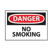 Image of OSHA No Smoking Danger Signs