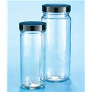 Bulk Pack Straight Sided Glass Jars