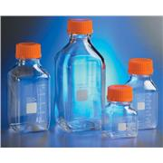 Corning Square Polycarbonate Storage Bottles