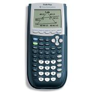 Image of TI-84 Plus Graphing Calculator
