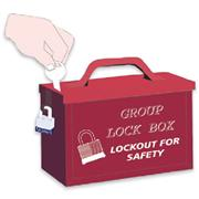 Image of Group Lock Box
