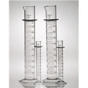 PYREX® Double Metric Scale, Class A Graduated Cylinders