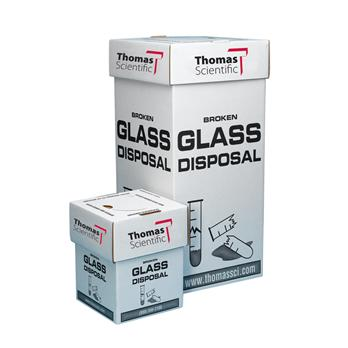 Image of Thomas Glass Disposal Boxes