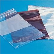 Zip-Pak Reclosable Amber Bags