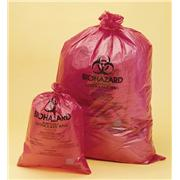 Scienceware® Biohazard Disposal Bags with Indicator