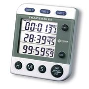 Traceable® Three-Alarm Timers