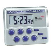 Traceable® Nano Timer Clock