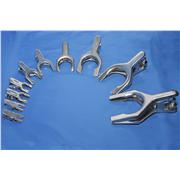 Stainless Steel Ball & Socket Clamps
