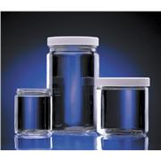 Clear Straight-Sided Jars