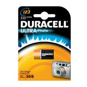 Image of Duracell 3V Lithium Batteries