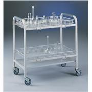 Laboratory Wire Basket Glassware Carts