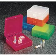 50-Place Microtube Storage Boxes