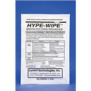 Hype-Wipe® Bleach Towelettes