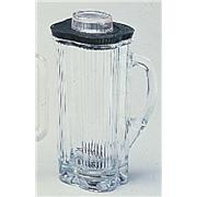 Standard Size Borosilicate Glass Jars For Blenders