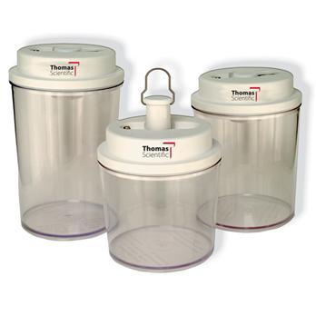 Thomas Desi Vac Round Containers
