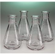 Image of Baffled Flasks, Polycarbonate