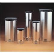 Image of Cylindrical Form Dewar Flasks With Extended Base