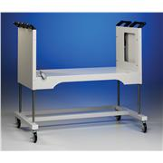 SoLo Hydraulic Lift Base Stands for Purifier Logic Biosafety Cabinets