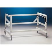 Manual Hydraulic Lift Base Stands for Purifier Horizontal Clean Bench