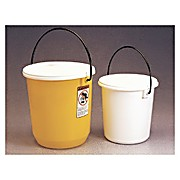 Image of Nalgene™ LDPE Buckets with Lids