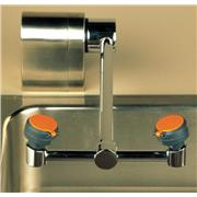 Image of Folding Deck Or Wall Mount Eye Wash