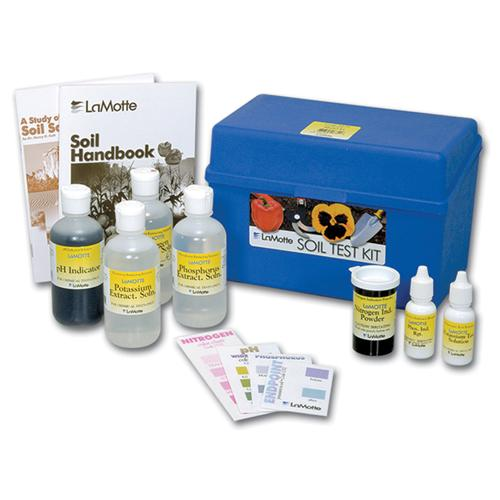 Soil Test Kit, Model EL