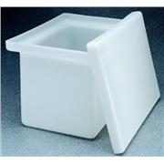 Rectangular Polypropylene Tanks with Covers