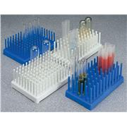 Unwire Polypropylene Test Tube Peg Racks