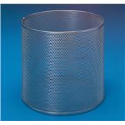 Perforated Aluminum Test Tube Baskets