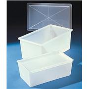 Scienceware® Autoclavable Polypropylene Trays with Cover