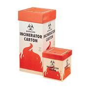 Scienceware® Biohazard Incinerator Cartons