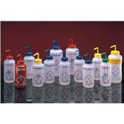 Scienceware® 2-Color Safety-Labeled Wash Bottles