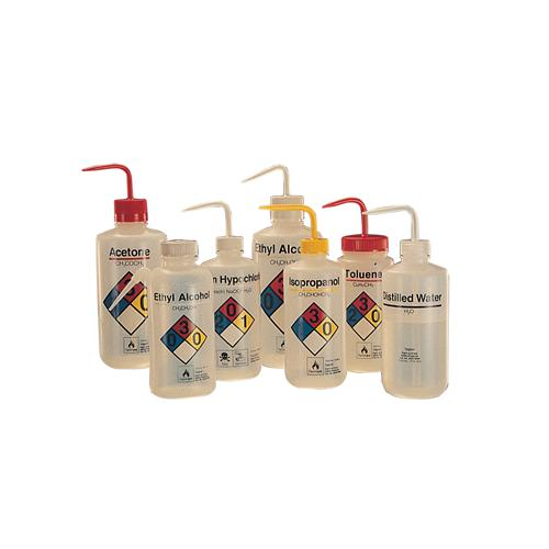 98b9c4f1b3a1 Narrow-Mouth Right-to-Know LDPE Wash Bottles