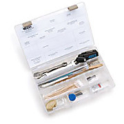 Make Life Easier (MLE) Capillary Tool Kit for Bruker/Varian GCs