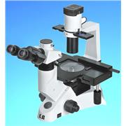 Image of Inverted Trinocular Biological Microscope
