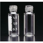 Clear R.A.M.™ Vial with Ribbed Screw Thread Cap