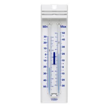 H B Durac Liquid In Glass Maximum Minimum Thermometer