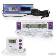 DURAC® Calibrated Electronic Thermometers with Waterproof Sensor