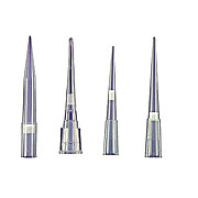Low Retention Pipet Tips