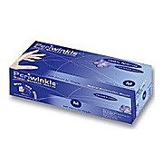 Periwinkle Nitrile Exam Gloves