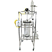 Turnkey Glass Jacketed Reactor System