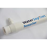344 mm Length 89 mm Diameter WaterSep BA 500 20PRO12 SK BioProducer12 Reuse Hollow Fiber Cartridge 2 mm ID 500K Membrane Cutoff Polyethersulfon//Urethane Watersep Bioseparations Corp