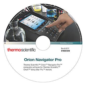 Navigator Pro™ Computer Software for Versa Star Pro™ Meters