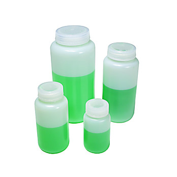 HDPE Wide Mouth Reagent Bottles