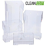 CleanCut™ Acrylic Storage Solutions