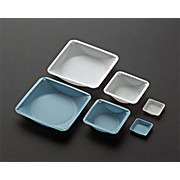 Square Polystyrene Weighing Dishes (Anti-Static)