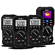 DMM Series Professional Digital Multimeters